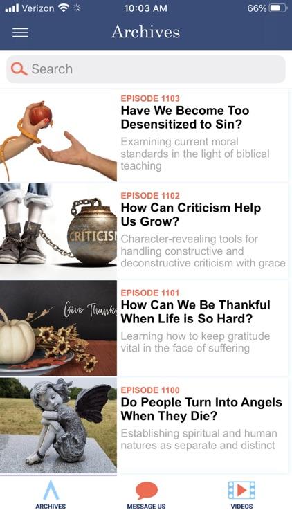 Christian Questions screenshot-3