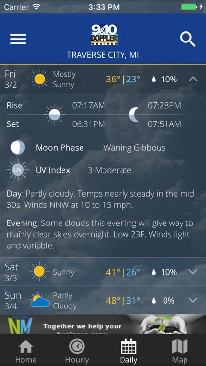 Doppler 9&10 Weather Team screenshot-4