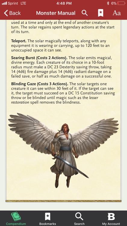 D&D Beyond Reader screenshot-3