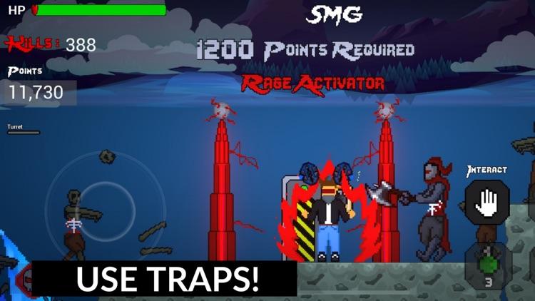 Zombies: Samson's Survival! screenshot-0