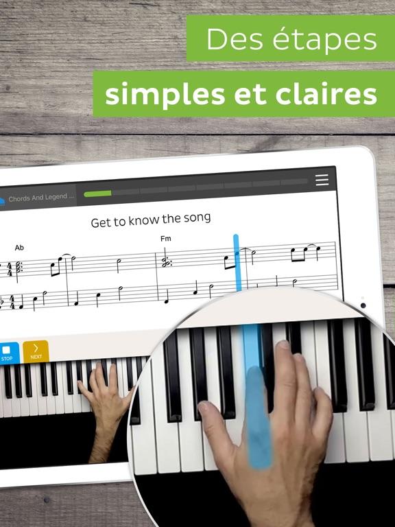 Screenshot #6 pour Skoove - Piano et Clavier MIDI