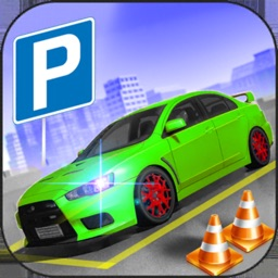 Modern Car Parking Sim-ulator