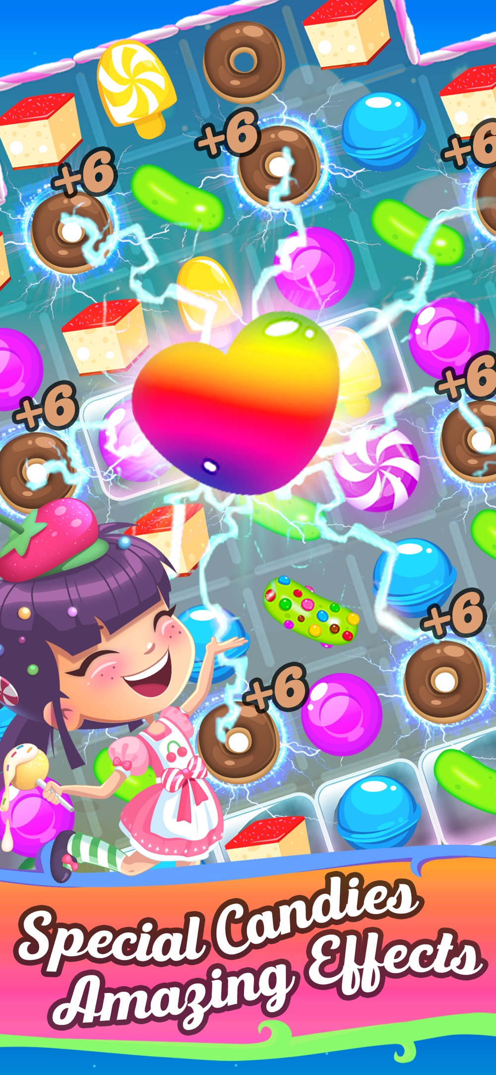 Candy Camp Story hack tool