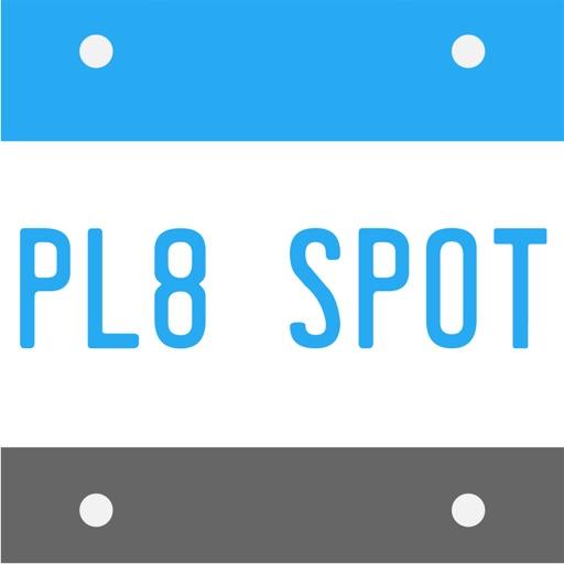 PlateSpot - License Plate Game