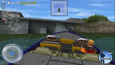 Bass Fishing 3D screenshot three