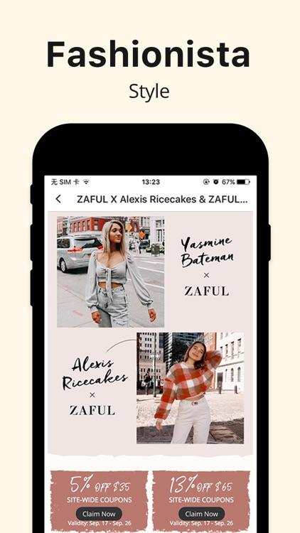 ZAFUL - My Fashion Story screenshot-7