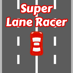 ‎Super Lane Racer: Rennspiel