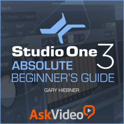 Beginners Guide For StudioOne3
