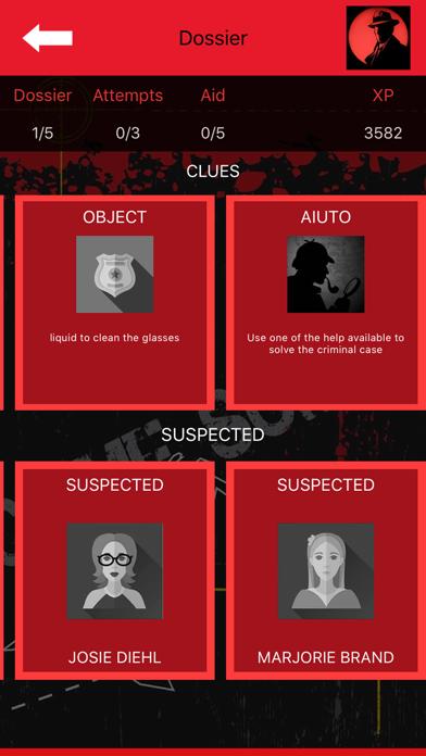 Crime Scene Detective CrimeBot screenshot 3