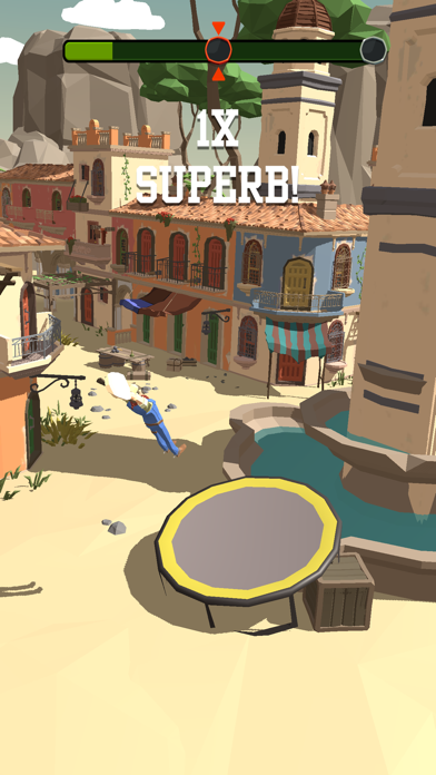 Cowboy Flip 3D screenshot 8