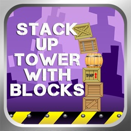 Stack Up Tower With Blocks LT