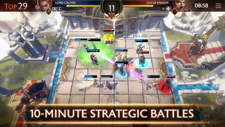Might & Magic: Chess Royale screenshot-0