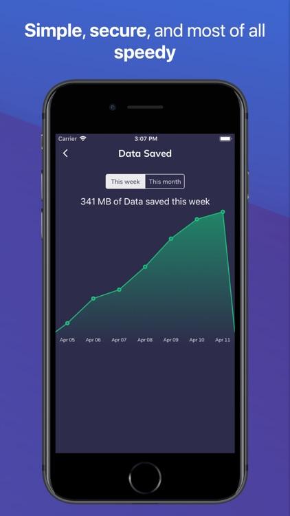 Luna: Best VPN for iPhone/iPad screenshot-3