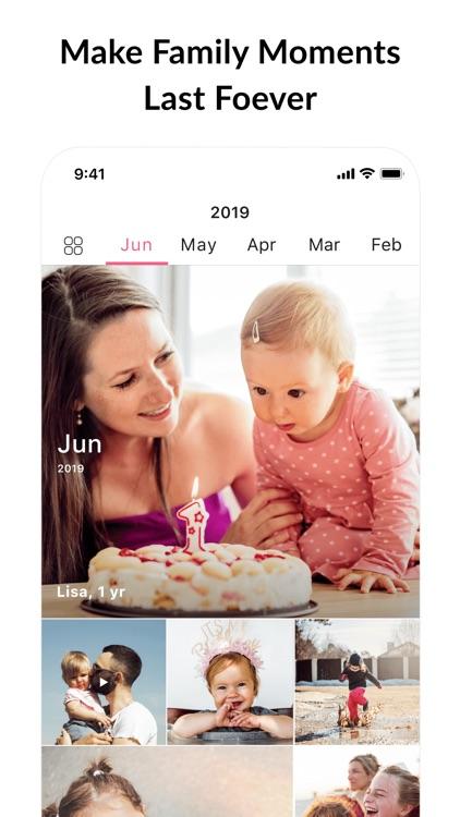 FamilyAlbum: Photo Sharing App screenshot-0