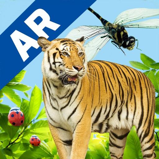 아들과딸 - 스마트 자연관찰 AR  1 app logo