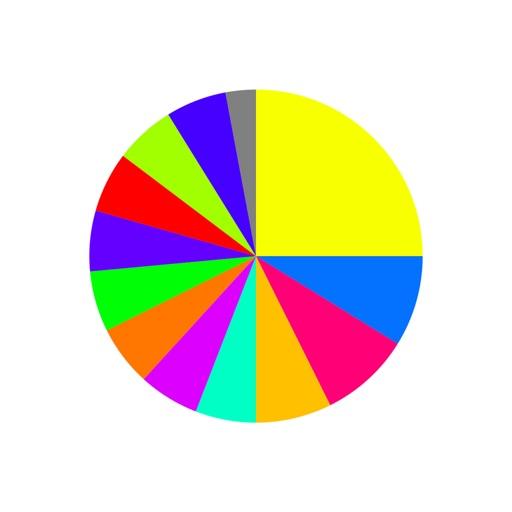 円グラフメーカー