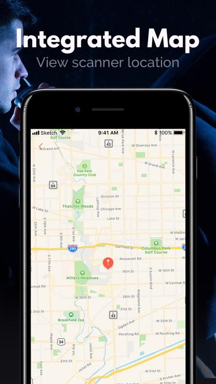 Police Scanner, Live Police screenshot-3