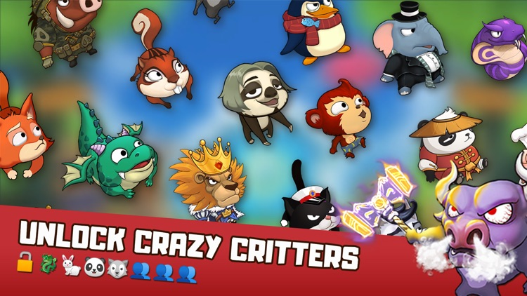 Critter Clash—Slingshot Battle screenshot-6