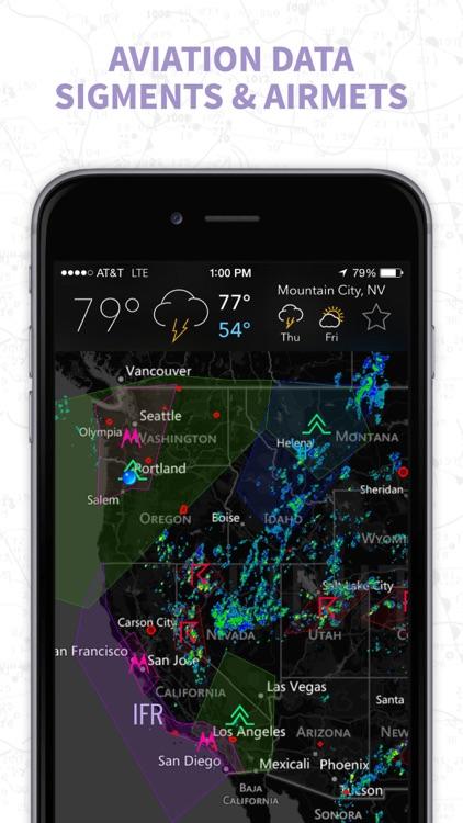 MyRadar NOAA Weather Radar screenshot-3