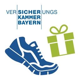 """""""Meine Fitness""""-App der VKB"""