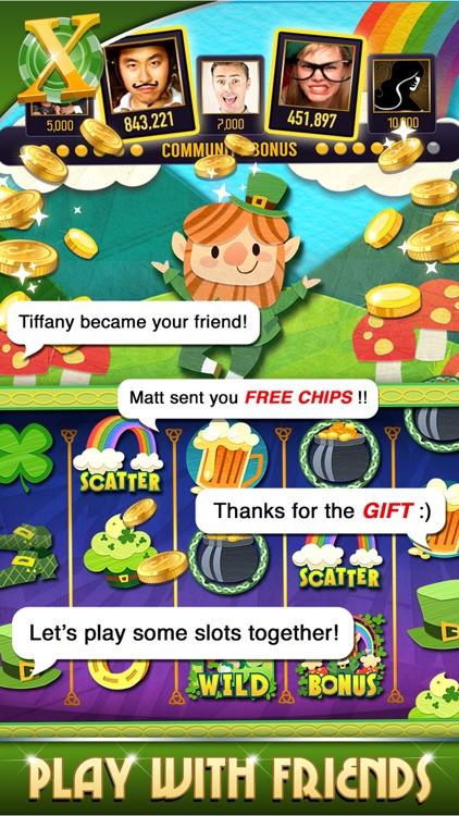 Casino X: Social Casino screenshot-4