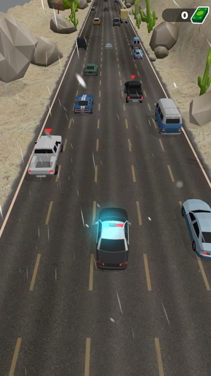 Police Chase - Hot Highways screenshot-3