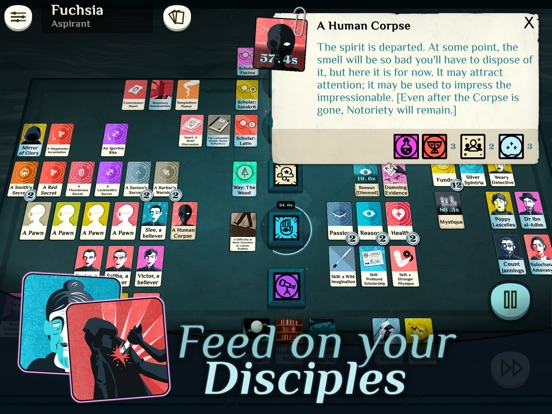 Cultist Simulator screenshot #8