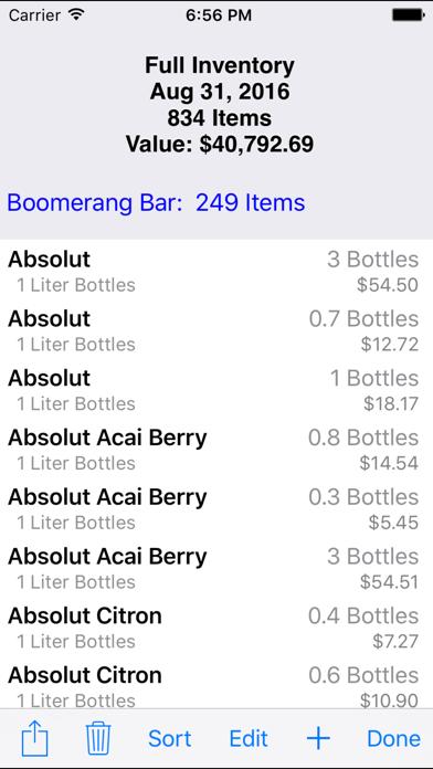 Barkeepapp review screenshots