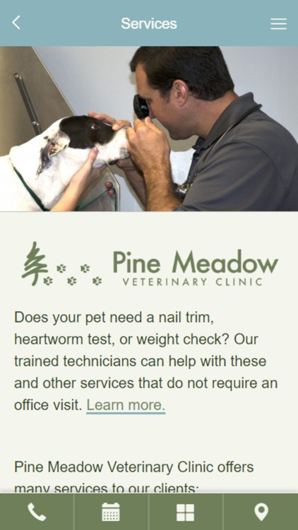 Pine Meadow Veterinary Clinic