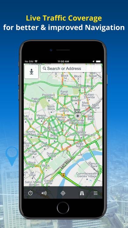 NaviMaps: 3D GPS Navigation screenshot-3