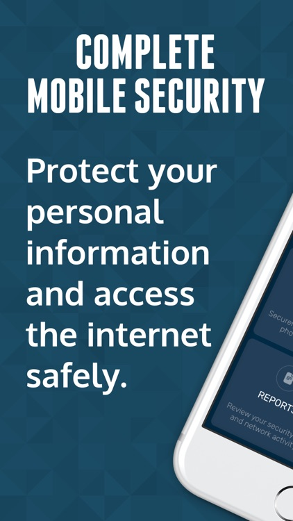 Mobile Security Protection App