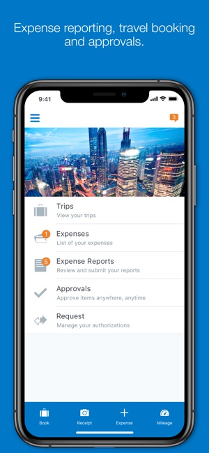 SAP Concur on the App Store