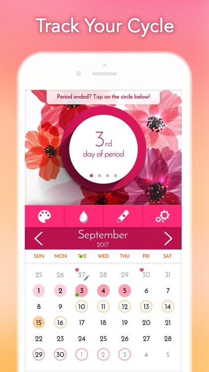 My Calendar - Period Tracker