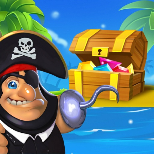 Pirate Blitz - Block Puzzle icon