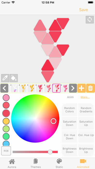 FireflyPro for Aurora Nanoleafのおすすめ画像3