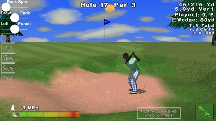GL Golf screenshot-3