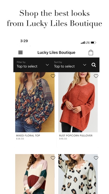 Lucky Liles Boutique