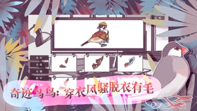 Screenshot for 文鸟恋爱物语 in Hong Kong App Store