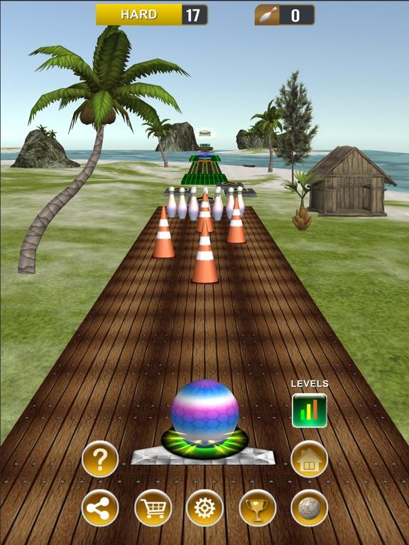 Endless Bowling Paradise screenshot 18