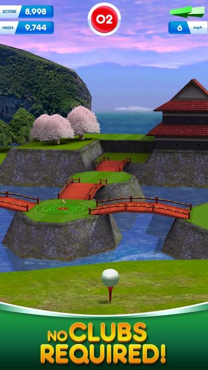 Flick Golf World Tour screenshot-4