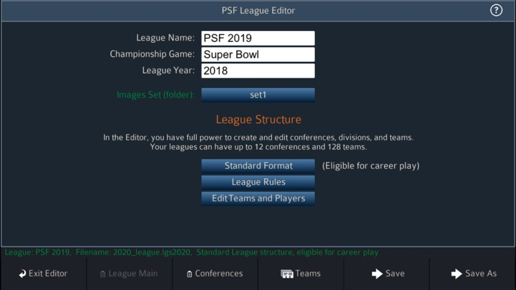 Pro Strategy Football 2020 screenshot-4