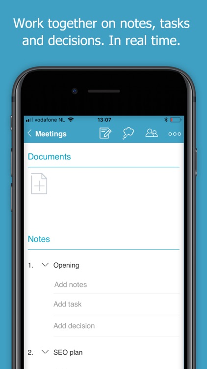 Minute - Makes Meetings Easy
