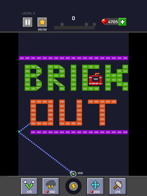 Brick Out - Shoot the ball screenshot 10