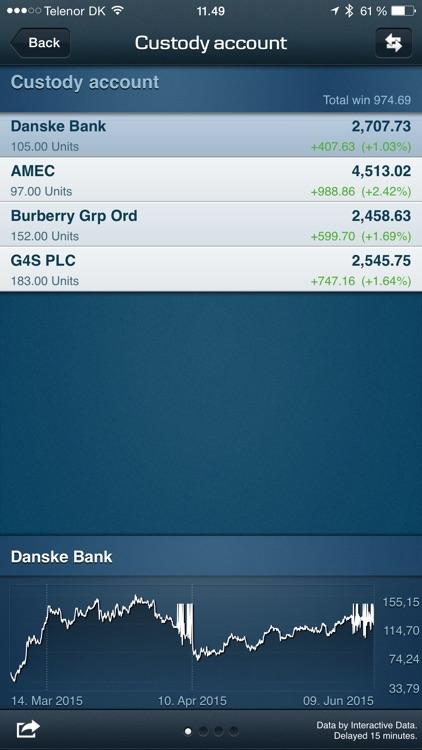 Mobile Bank UK - Danske Bank screenshot-4