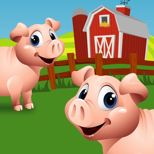 Farm Animal Picture Match