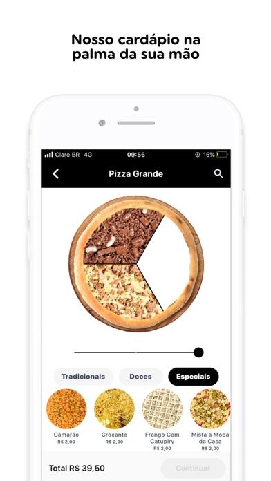 Lucas Pizzaria e Temakeria screenshot 3