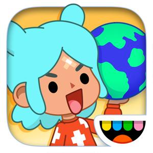 Toca Life: World Education app