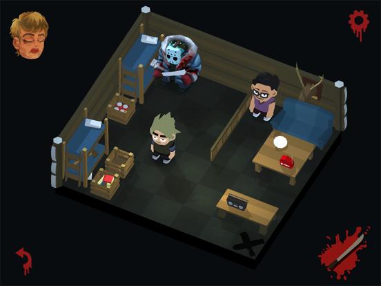 Friday the 13th: Killer Puzzleのおすすめ画像4