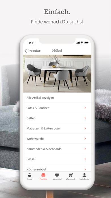 Herunterladen yourhome: Möbel & Einrichtung für Pc