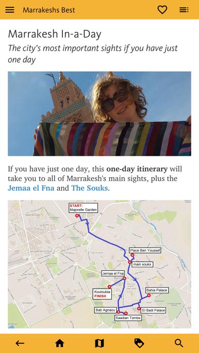 Marrakesh's Best Travel Guide screenshot 3